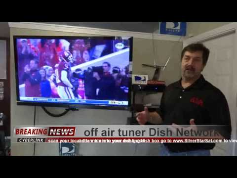 Dish Network Off Air Channels in your dish box (877) 576-7100 Free Local Channels