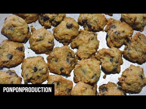 How to make (THE ULTIMATE) CHOCOLATE CHIPS COOKIES - FAMOUS AMOS?????!!!