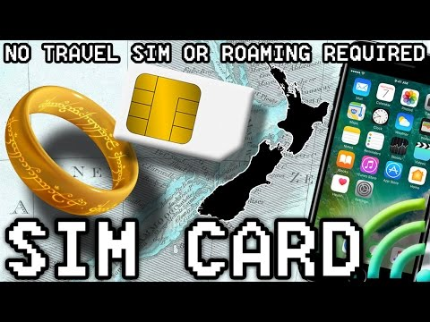 Holiday to New Zealand: How to Get a Cheap SIM Card Phone Plan (4 options)