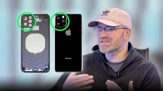 iPhone 11 Leak Exposes Design Change
