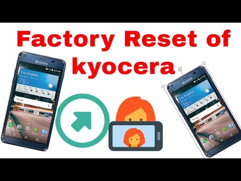 Kyocera Hydro Wave Hard Reset : How to Factory Reset of kyocera c6743