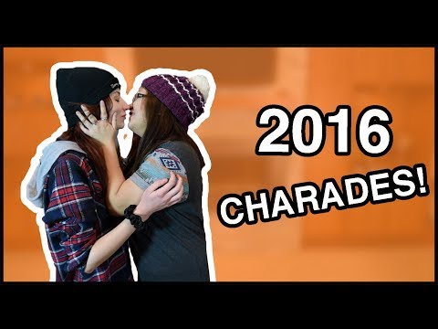 2016 Charades! (Things That Happened In 2016)
