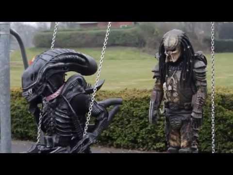 Alien Loves Predator UK.