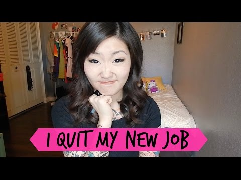 I Quit My New Job | HelloHannahCho