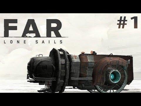 FAR: Lone Sails - Unique Atmospheric Vehicle Adventure Game #1
