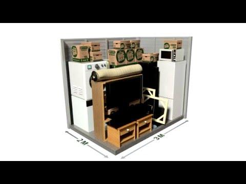 Fort Knox Self Storage Unit 3   (3m x 2m)