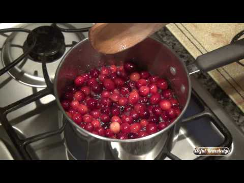 How to make Cranberry Sauce | UsefulKnowledge