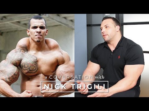 Part 6: Synthol, Injections, & Infections | A Conversation With Nick Trigili