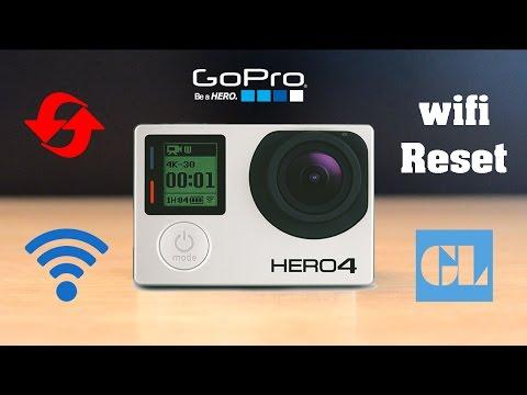 Goproluca Gopro Hero 4 Reset Impostazioni Wifi Tutorial