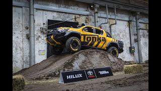 Toyota Hilux Tonka 4x4 Concept Truck