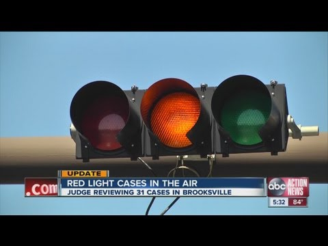Fight over red-light camera tickets again in Hernando County