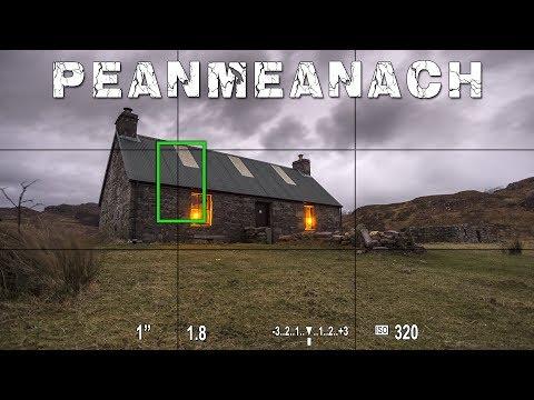 Peanmeanach Bothy: A Winter Wilderness Adventure