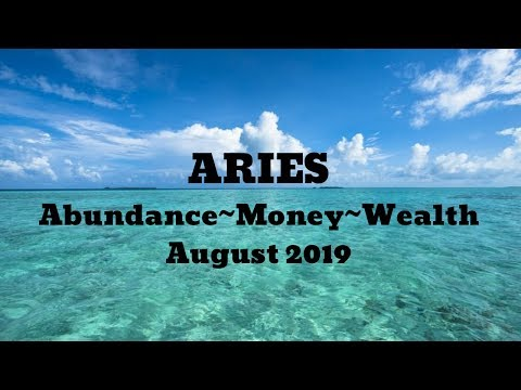 Aries August 2019 Astrology Horoscope Best Month Ever, Really!