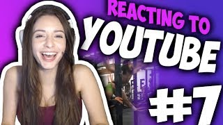 Sweet Anita Tourettes - YouTube Reactions #7