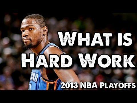 NBA - What Is Hard Work? (Basketball Motivation)