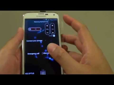 Samsung Galaxy S5: How to Remove Remote Control From Lock Screen