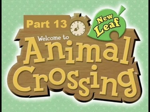 Animal Crossing New Leaf- Part 13 -Dream Suite and 2nd Museum Floor