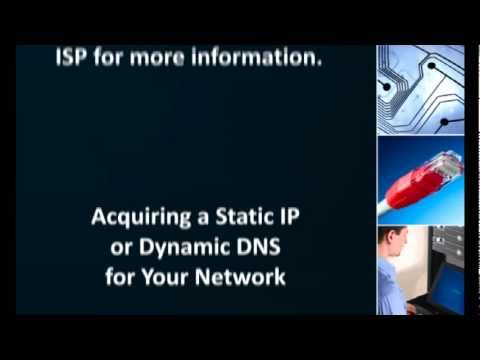 Making Your Computer Accessible to the Public Internet: IP Addresses and Ports (1 of 4)