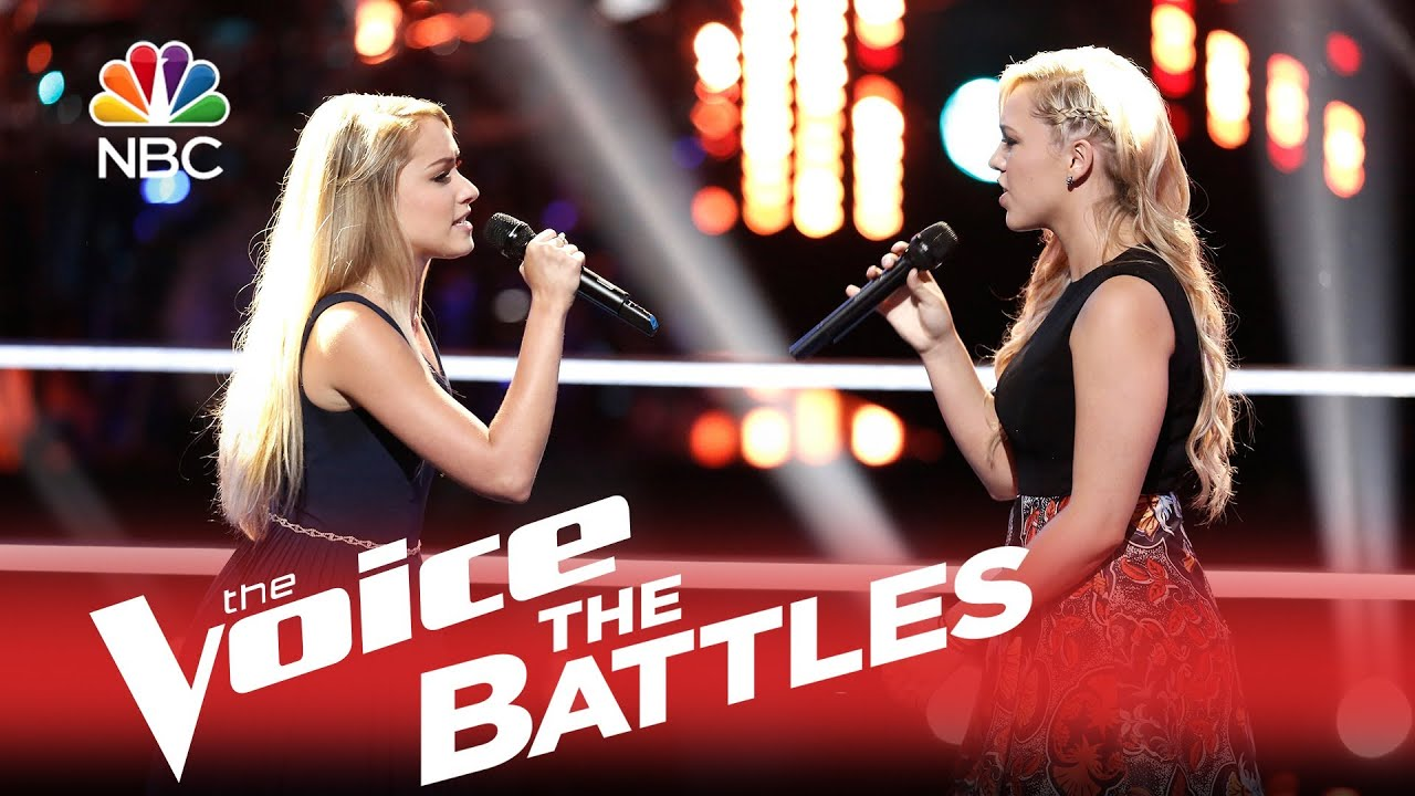 Top 9 Battle & Knockout (The Voice US & UK)