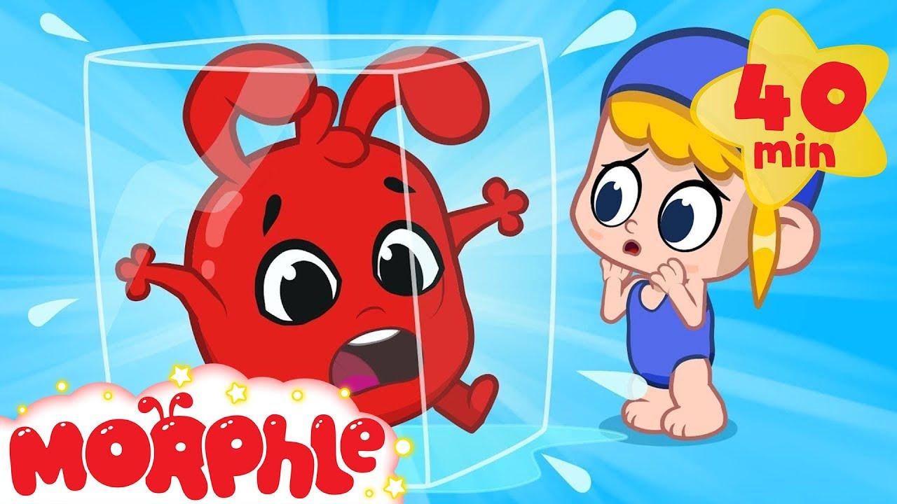 Frozen Morphle - My Magic Pet Morphle   Cartoons For Kids   Morphle TV