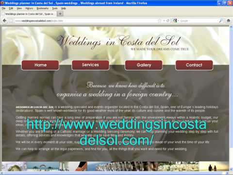 weddings abroad from Ireland