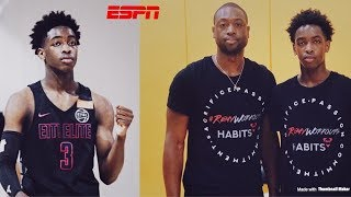 Dwyane Wade Son Zaire Wade Is Already A Top Recruit At 16 Years Old -  getplaypk