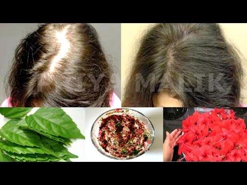HOW TO STOP HAIR FALL ~ 100% NATURAL HAIR LOSS TREATMENT | HAIR MASK FOR HAIR GROWTH | PRIYA MALIK