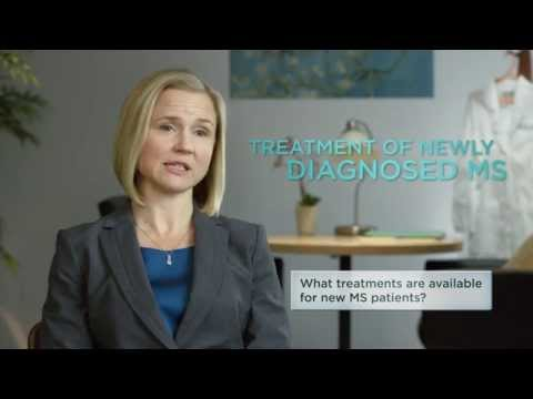Treatments for New MS Patients