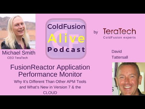FusionReactor Application Performance Monitor