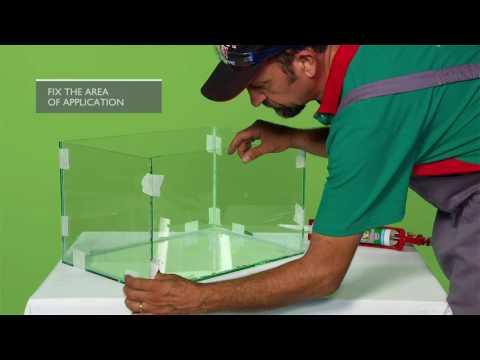 Somafix Aquarium Silicone