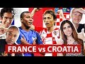 France vs. Croatia 4 - 2   World Cup Final 2018 Live Stream 🔴   The World Cup Final 2018 Show