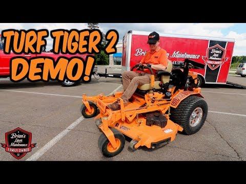 SCAG Turf Tiger 2 Demo! ► Full Walk Around Of The New 61