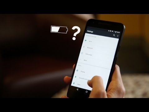 How Do I Save Battery On My Phone? - Newsy