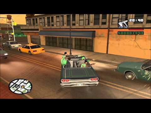 Let's Play GTA San Andreas Ep. 7
