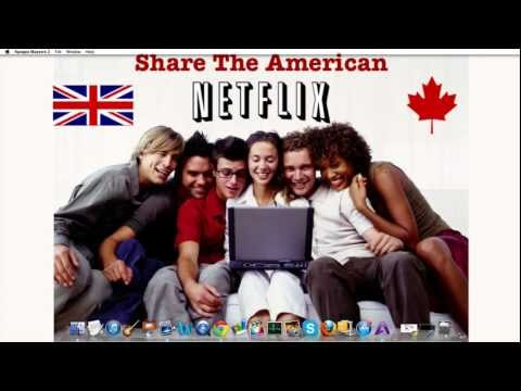 How To Get American Netflix In Canada & UK
