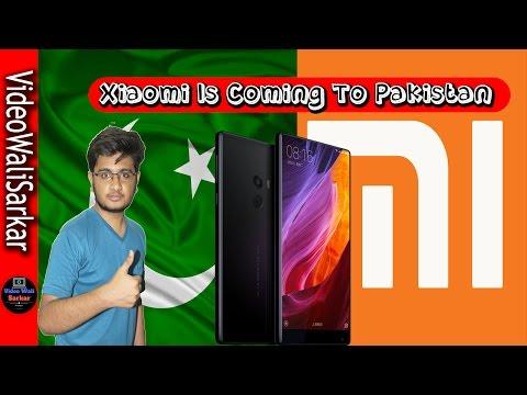 Xiaomi Is Coming Officially in Pakistan!!   Mubarak Ho !!