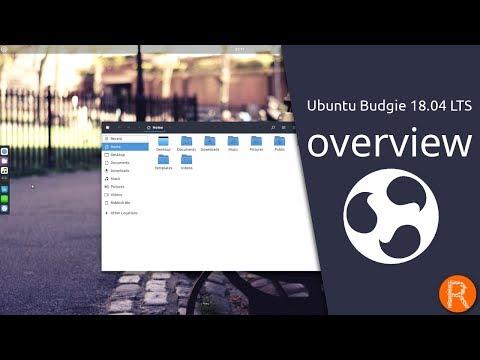 Ubuntu Budgie 18.04 LTS overview | Your new favorite Ubuntu based distro