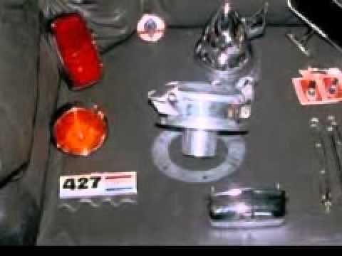 Shelby Cobra Replica Build #1 by VInce Grande