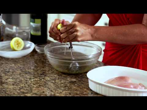How to make easy Greek Chicken & Potatoes