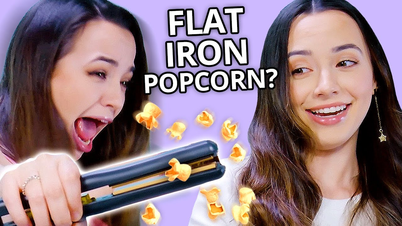 The Merrell Twins Try VIRAL TIK TOK Life Hacks *THEY WORK*