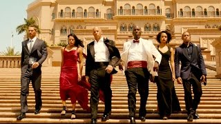 FAST AND FURIOUS 7 Super Bowl Trailer  [HD 1440p]