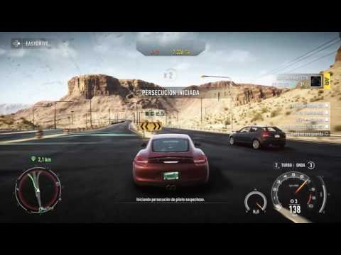 Need for Speed™ Rivals_ 2 turbos perfectos
