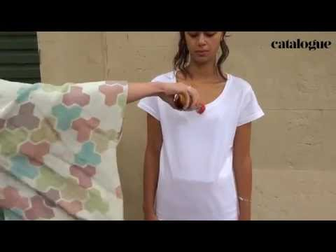 We Tested the World's First 100% Cotton Hydrophobic T shirt and it is Incredible SD