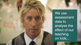 Next steps in learning - Eastbourne Primary School (clip with captions)