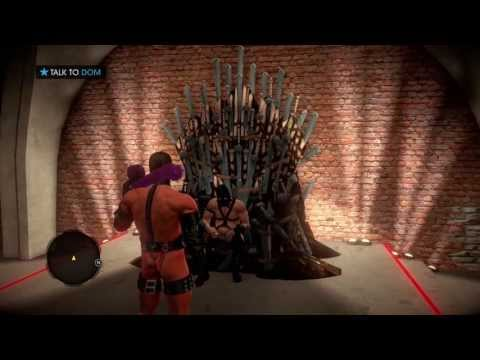 Saints Row 4 Game Of Thrones Spoof - Funny