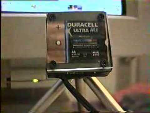 The amazing Linux Duracell CPU load monitor