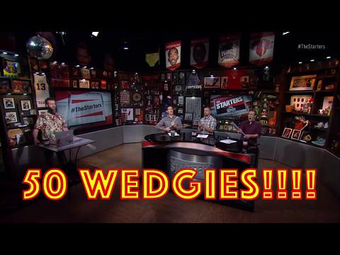 50 Wedgies of 16-17 Season