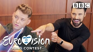 Rylan the Promotion | Eurovision 2019 - BBC