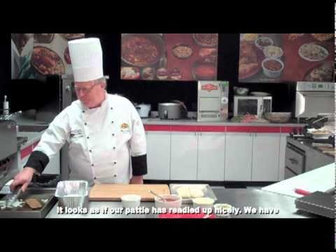 Chef Mike Prepares a Steak Hoagie