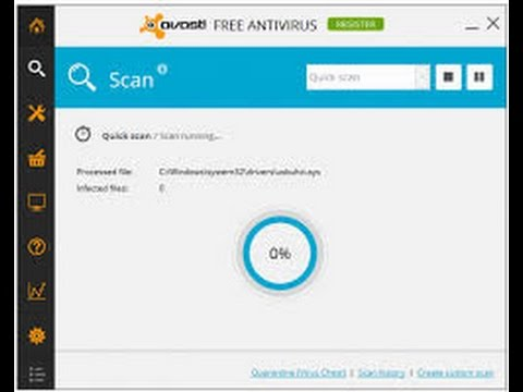 Avast| How to scan Virus and Fix it using Avast [new 2015]